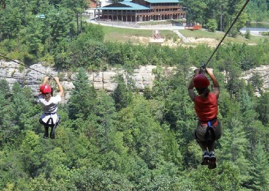 404 Not Found Red River Gorge Ziplining Zipline Adventure