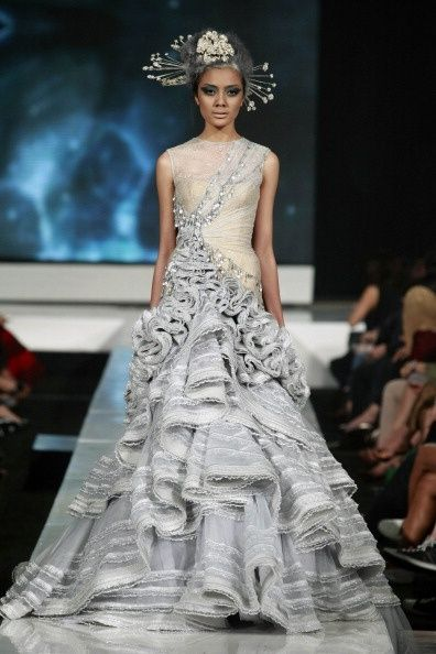 Tex Saverio - Courtesan Couture - blondeaholic | Couture ...