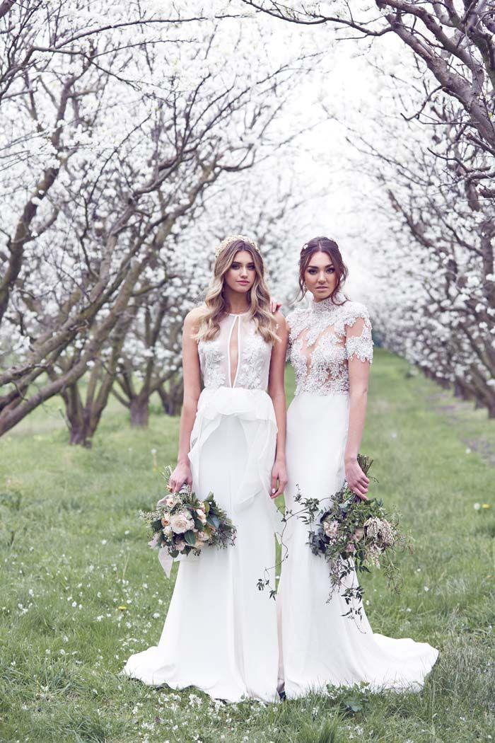New Bloom Bridal Fashion Editorial | Bridal style, Bridal