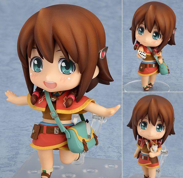 Nendoroid 370 Amy Gargantia on the Verdurous Planet Anime Figure Good Smile JPN