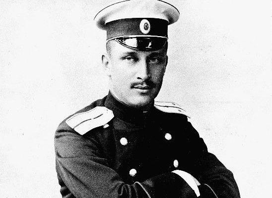 Mannerheim tsaarin ratsuväen kornettina 1890.