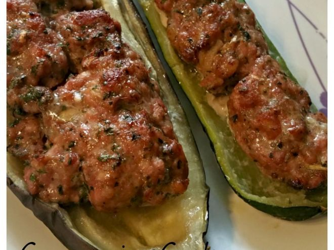 l gumes farcis la viande recette viandes charcuterie legumes farcis l gumes et viande. Black Bedroom Furniture Sets. Home Design Ideas