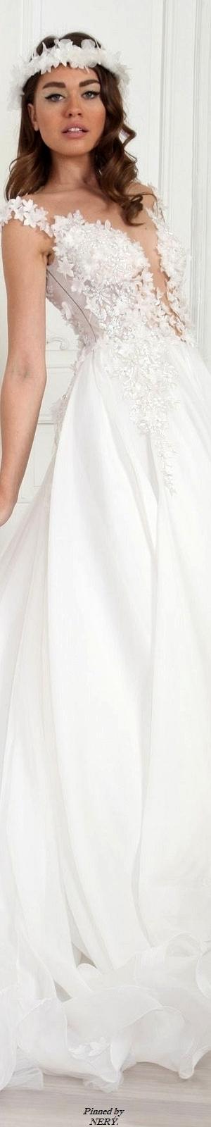 Maison Roula Spring-Summer 2016 Bridal
