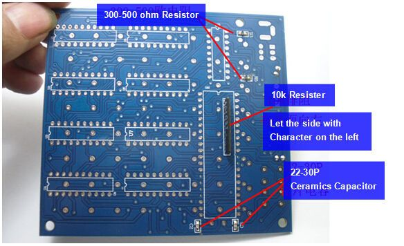 3D LightSquared 8x8x8 LED Cube Soldering Steps • Hackaday.io