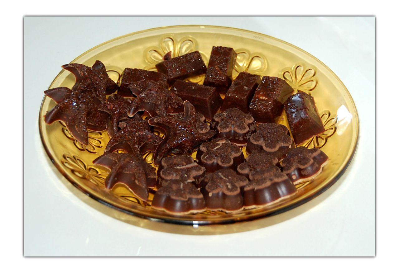 Nauran auringolle: Easy recipe for raw chocolate