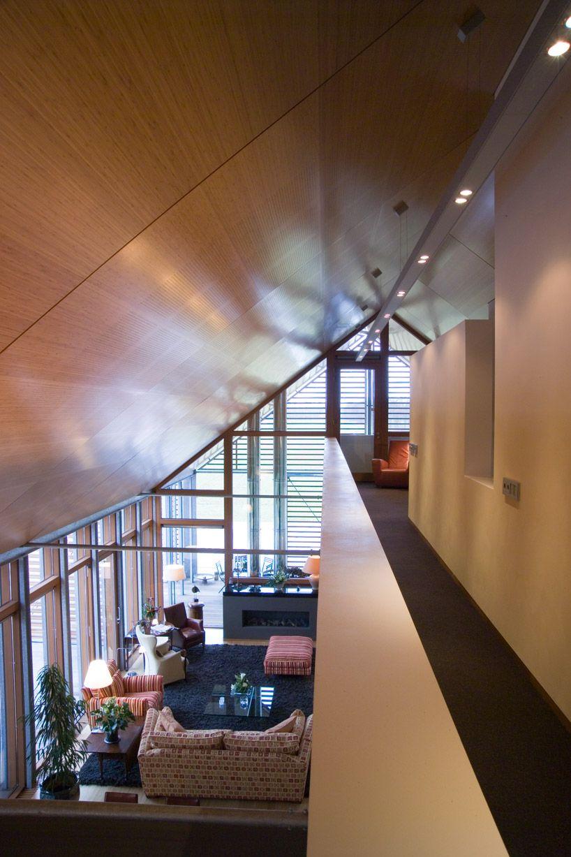 Kwint architekten a barn in the countryside mezzanine