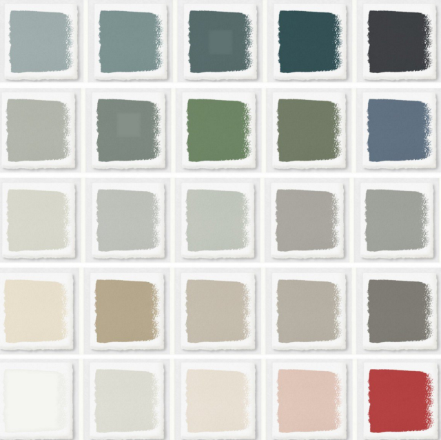HGTV Star Joanna Gaines Created A Paint Collection, And Itu0027s Stunning. Home Paint  ColorsInterior ... Part 87
