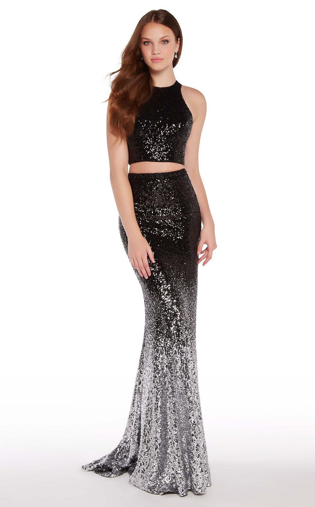 04dbc18367b Alyce 60031 Ombre Prom Dresses