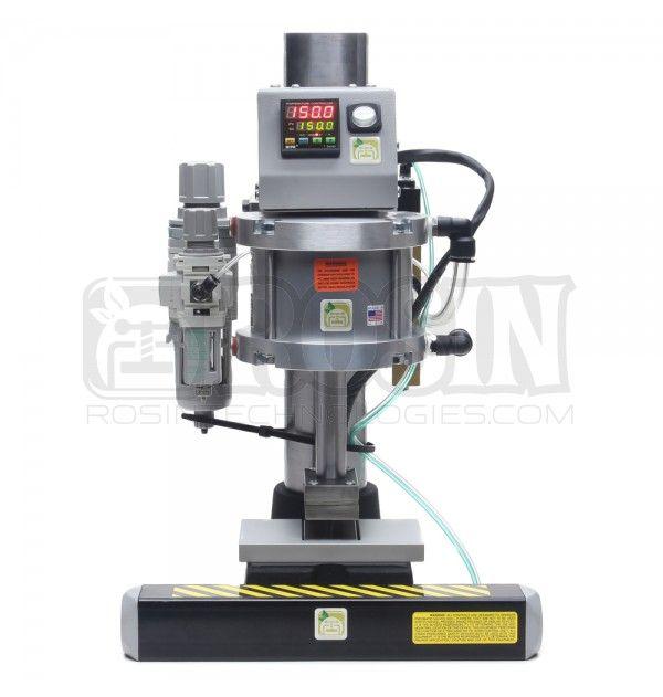 Rosin Technologies - Pneumatic Rosin Press | Rosin Press | Heat