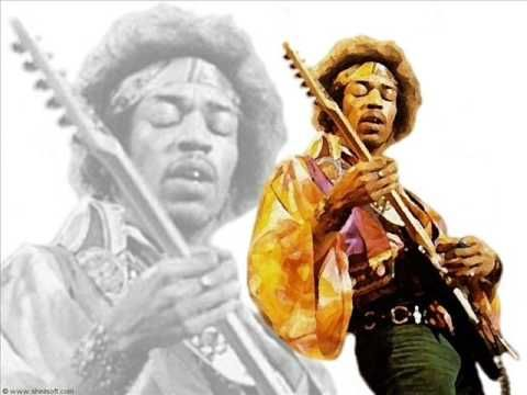 "Jimy Hendrix - ""Happy birthday"""