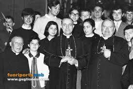 Risultati immagini per cardinale Corrado Ursi immagini