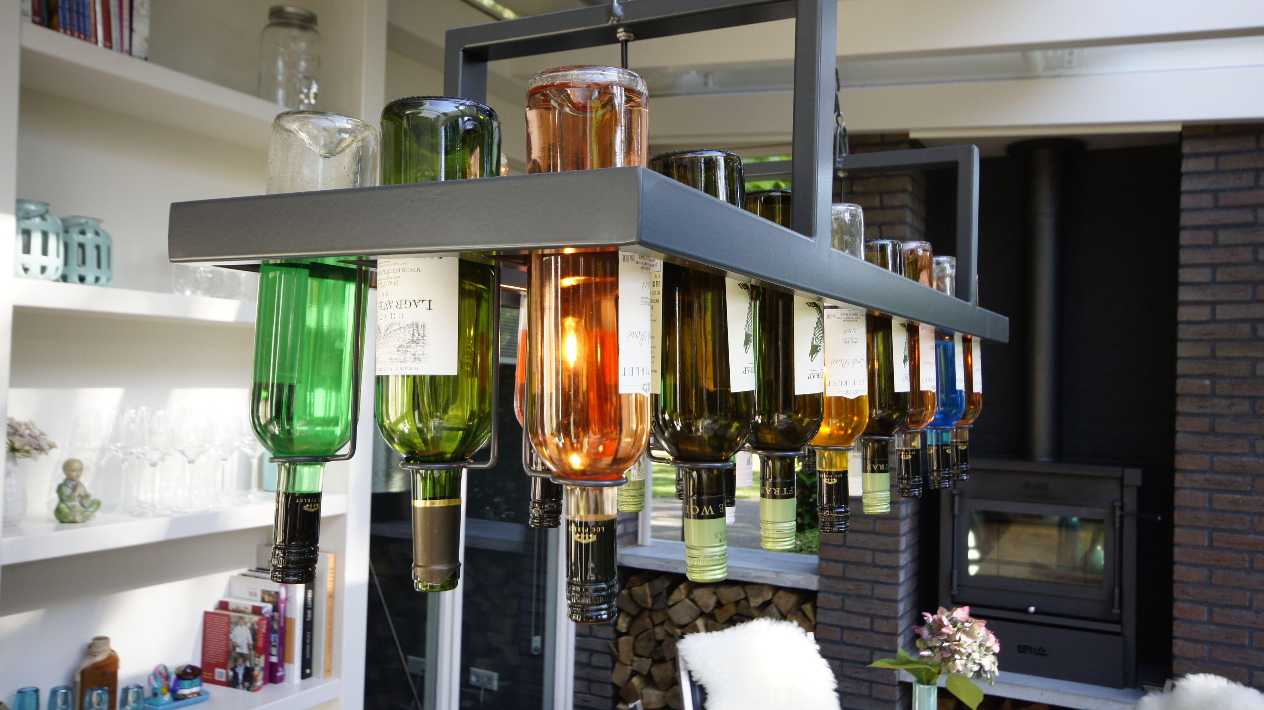 Wijnkoeler Met Licht : Wijnkoeler champagnekoeler met led verlichting in kleuren