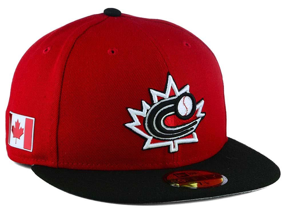 Canada New Era World Baseball Classic 59FIFTY Cap