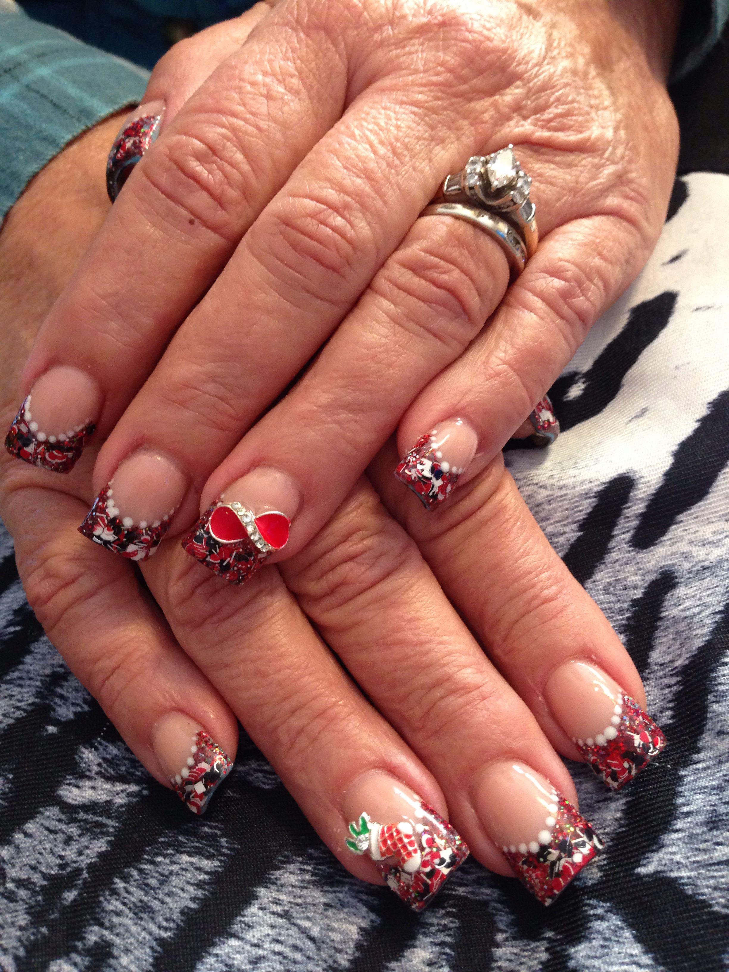 Acrylic nails saraus nail designs pinterest nails acrylics