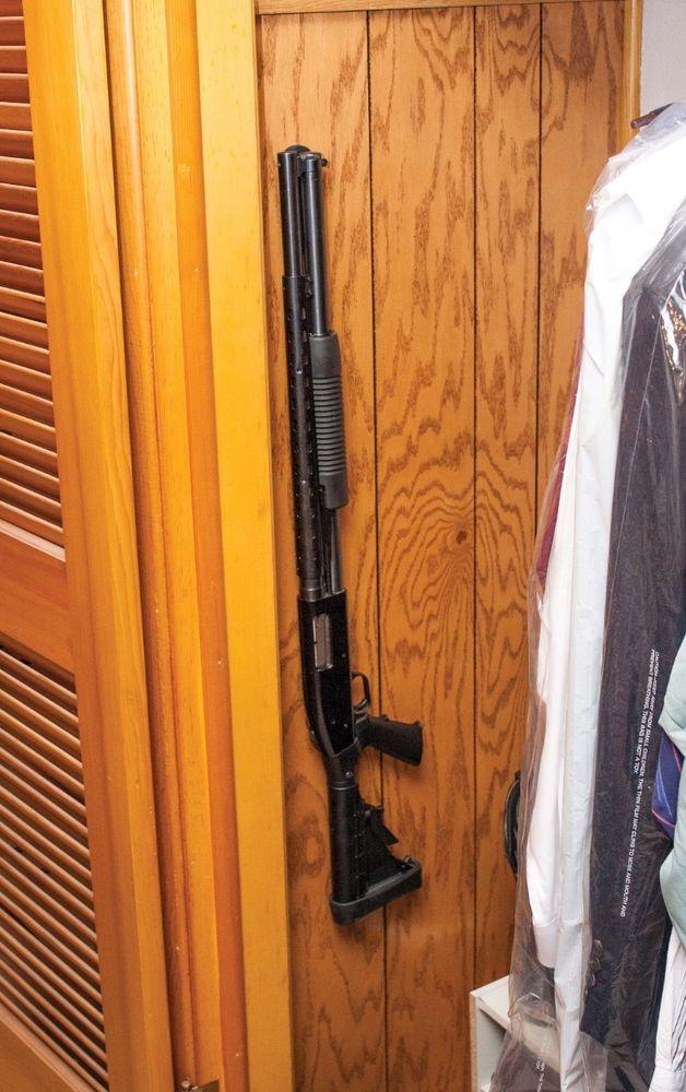 SHOTGUN Concealment Magnet Security Lockdown Safe Wall ...