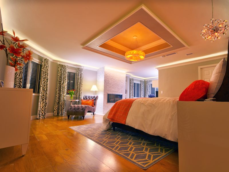 Rope Light Ideas For Bedroom - Home Design Ideas