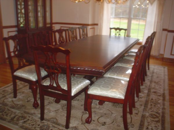 New Super Jumbo Dining Room Table 48 Inx 84 Inopens To 48 In Simple Islands Dining Room Review