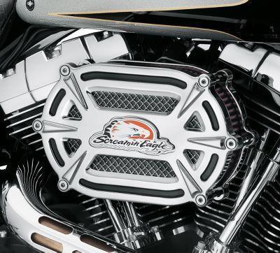 Screamin Eagle Extreme Billet Ventilator Air Cleaner Kit 29400163 Harley Davidson Classic Harley Davidson Harley