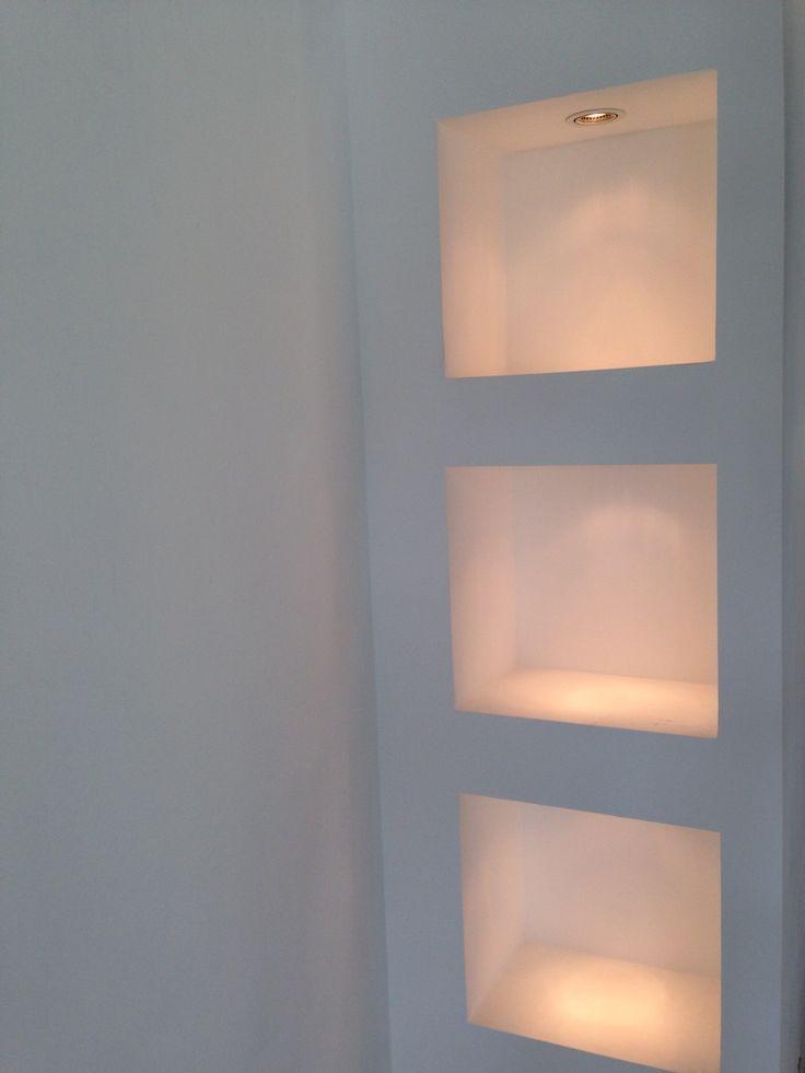 Neues Ablagefach Aus Rigips Kellerbeleuchtung Trockenbau Regal Rigips