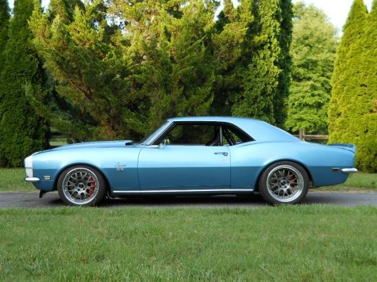 Pin by Forgeline Motorsports on Classic American Muscle | 67