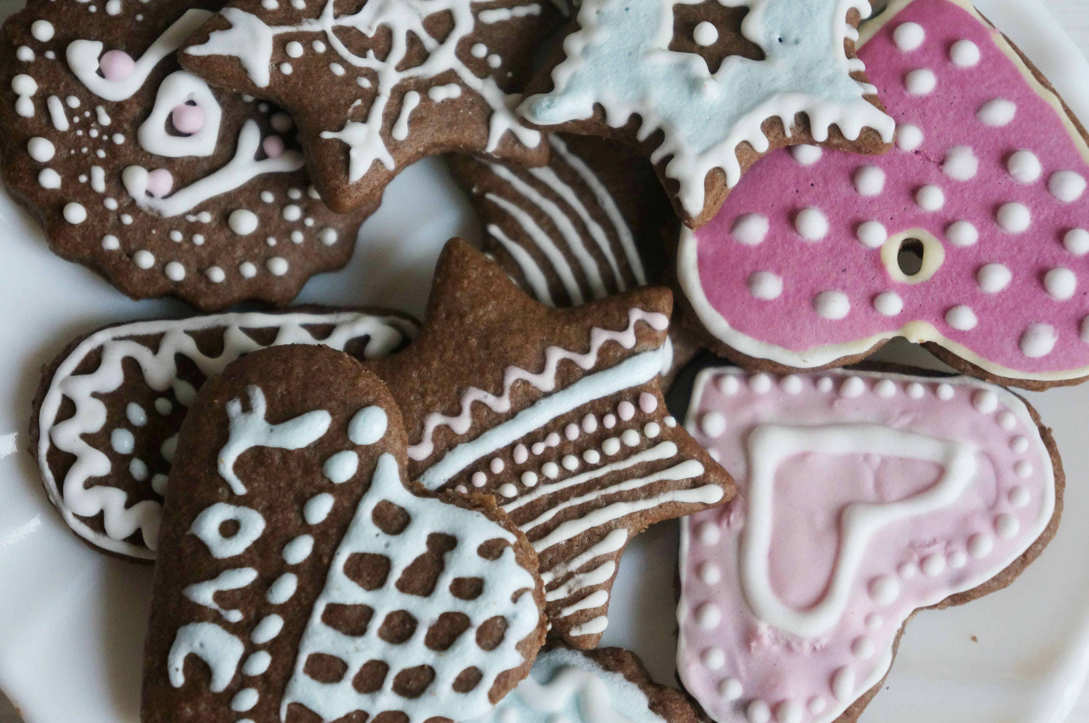 Рецепты пряников и печенья в домашних условиях