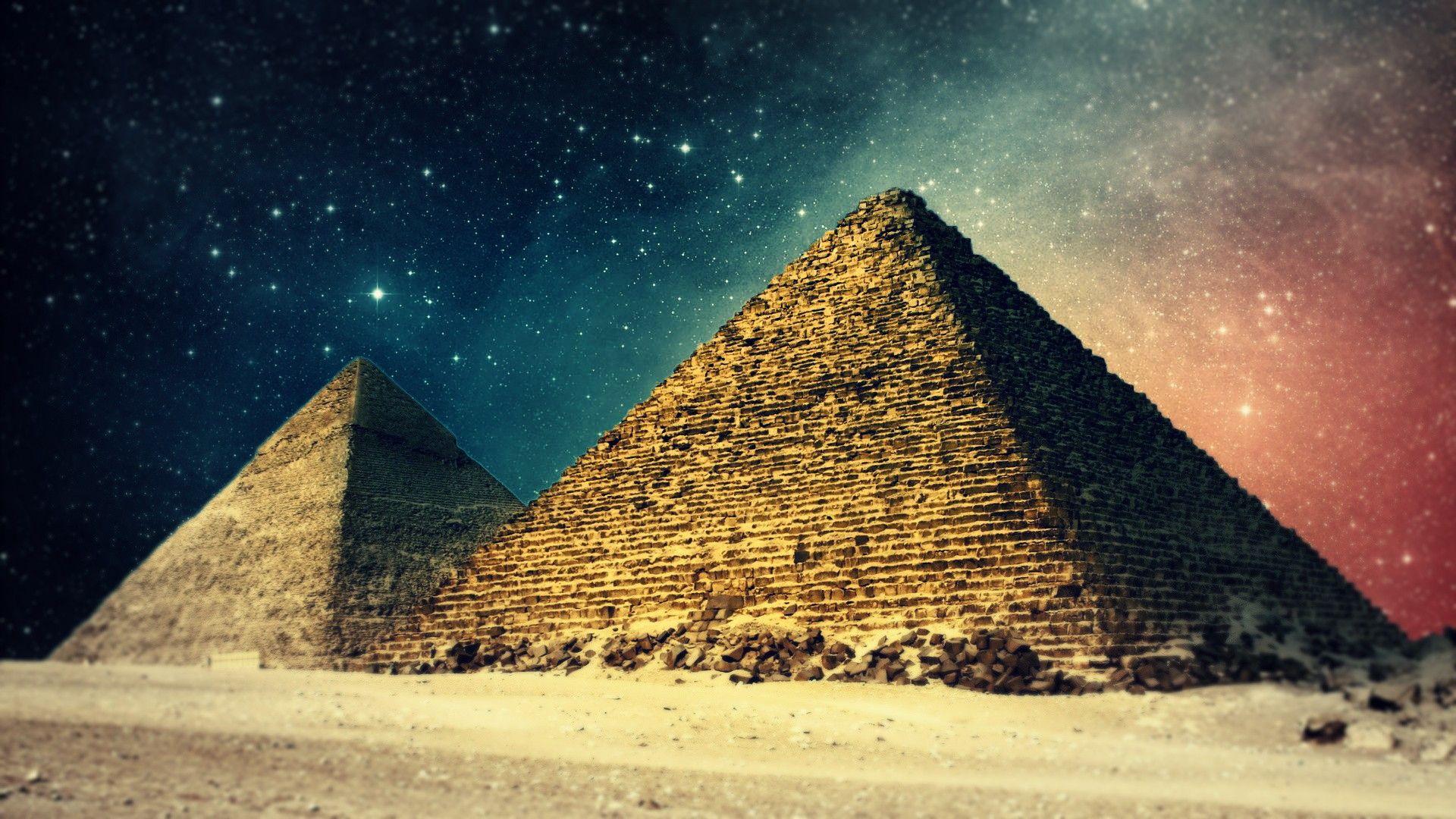 Man Made Pyramid Wallpaper Egypt Wallpaper Pyramids Pyramids Egypt