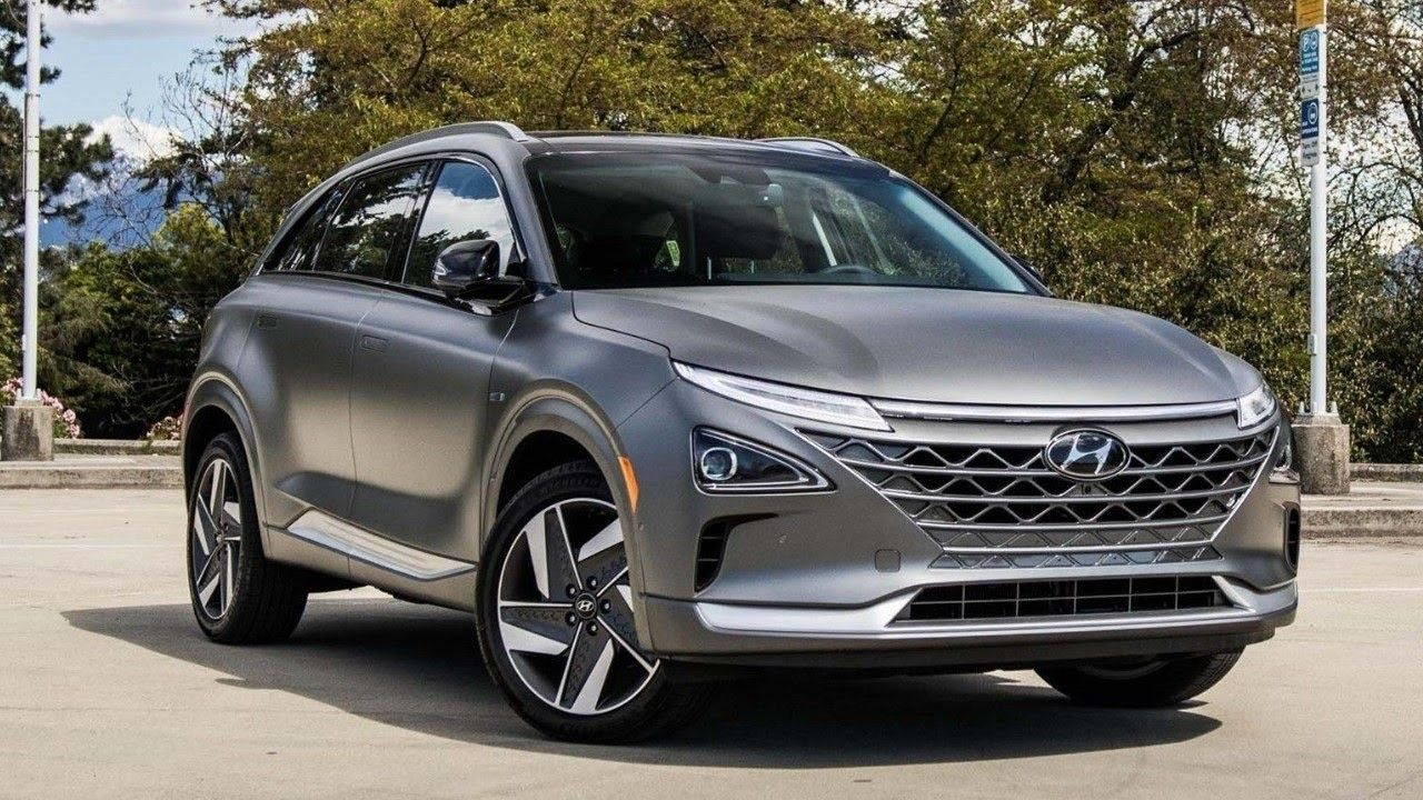 Hyundai Nexo 2020 Engine di 2020