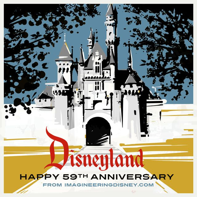 disney space mountain 10th anniversary | Wednesday, July 16, 2014 at 2:41PM Posted by