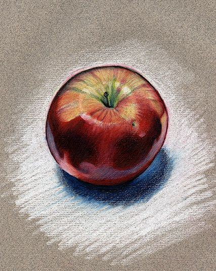 coloured pencil drawings still life - Google Search ...