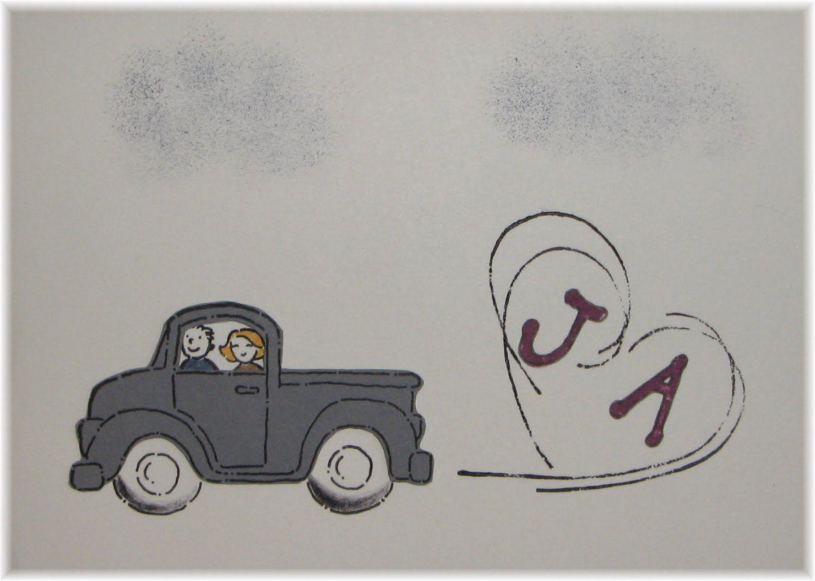 Sigrids kreative ART: Hochzeitskartenfieber