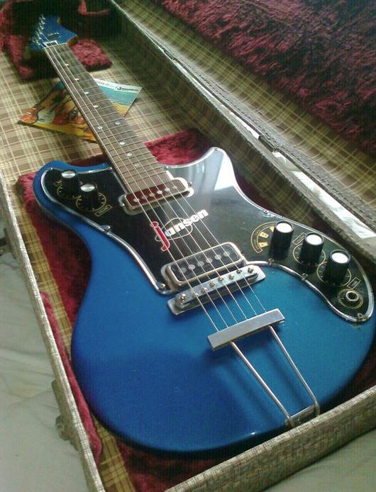 Jansen Guitars Made In Nz Cool Guitar Guitar Beautiful Guitars