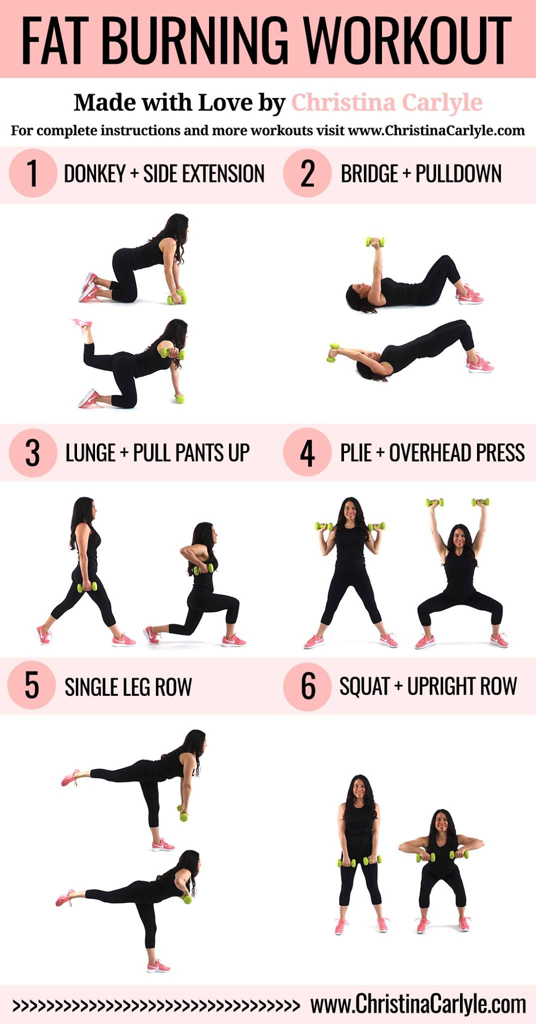 Full Body Fat Burning HIIT Workout Routine for Women | iFit | Fat