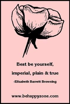 Be your best & best be you!