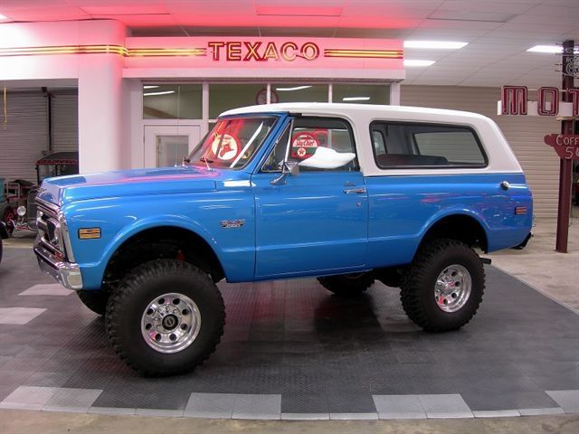 1972 Gmc Jimmy Sport Utility Lifted Chevy Trucks Classic Chevy