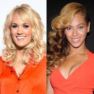 Carrie Underwood, Beyonce