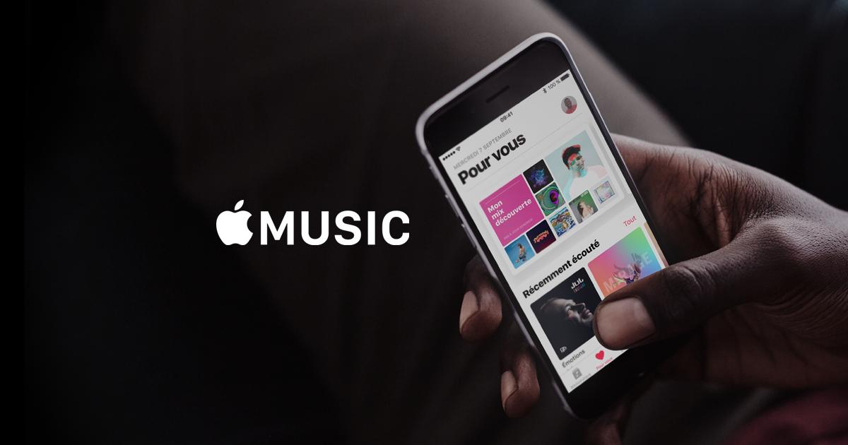 Découvrez la musique de demain sur Apple Music. Achetez