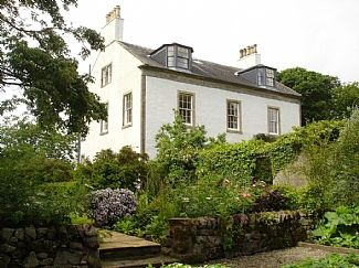 Scottish Private Gardens House In Ayrshire Arran Strathclyde