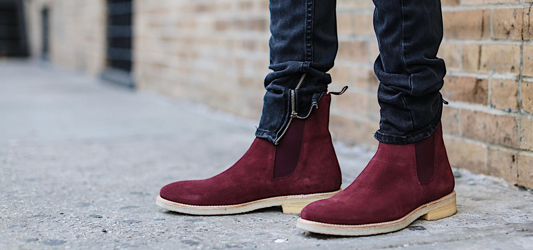 ORO LOS ANGELES   Boots outfit men