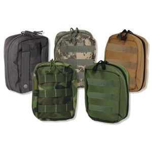 Voodoo Tactical MOLLE Compatible EMT/First Aid Pouch | Jeep