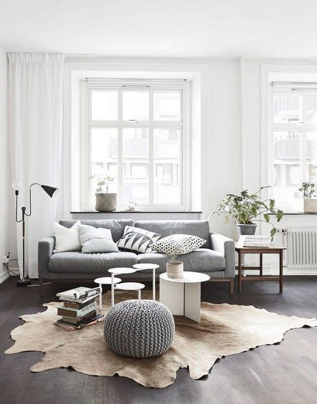 40 Stunning Scandinavian Living Room Decor Ideas With Nordic Style Living Room Scandinavian Scandinavian Decor Living Room Living Room Decor Modern