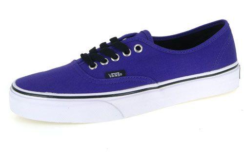 ~ £41 (51 euro) Shoes VANS - AUTHENTIC #shoes #vans