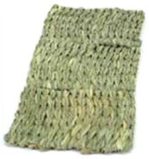 Ware Natural Handwoven Grass Multi Small Pet Mat $2.93 (save $2.42)  #Ware