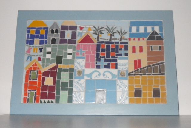 Casaril   Porta chaves de casinha.   Schandra   Flickr