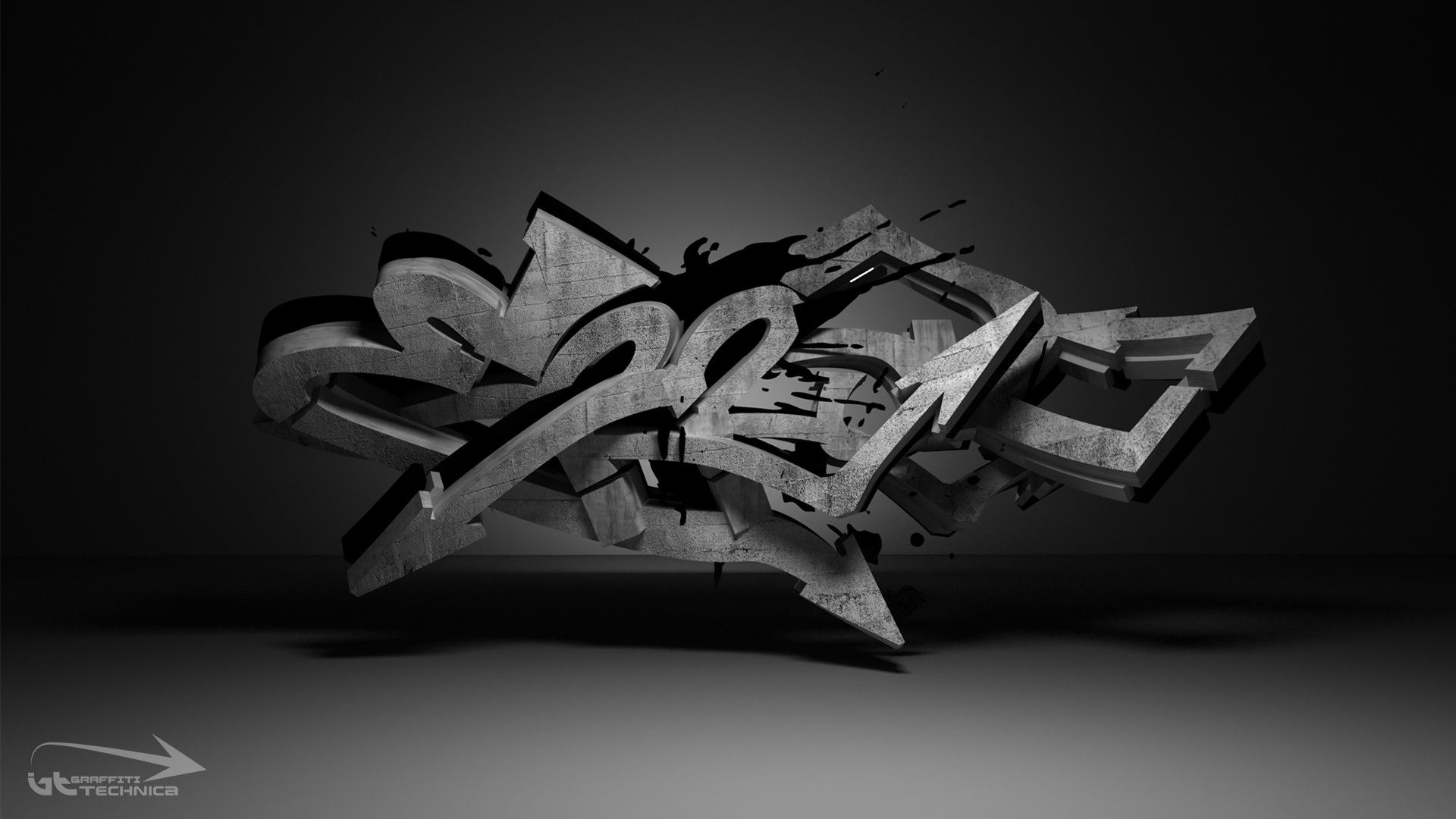 Graffiti font hd backgrounds best wallpaper hd