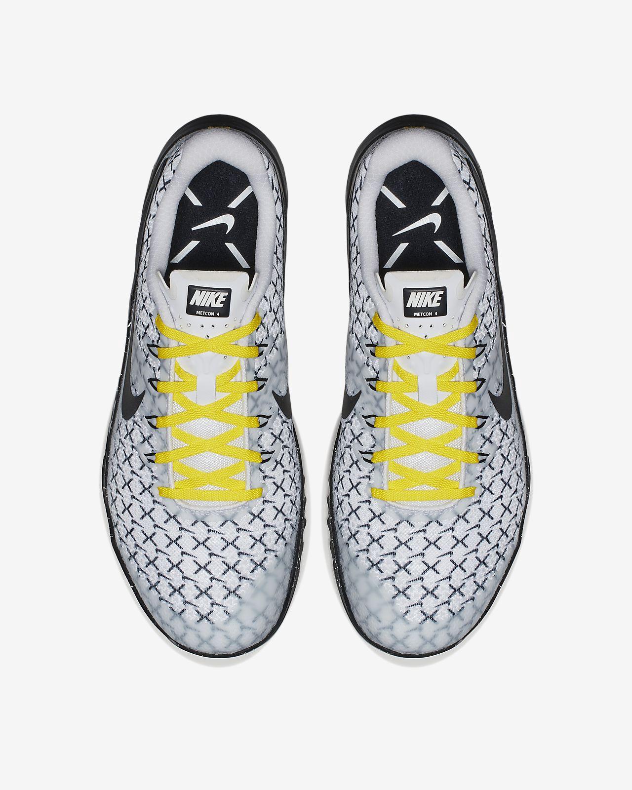 watch f41ad 9faaa Nike Metcon 4 X Men's Cross Training/Weightlifting Shoe - 6 ...