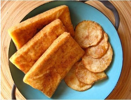 """""""Tofu & Chips"""""""