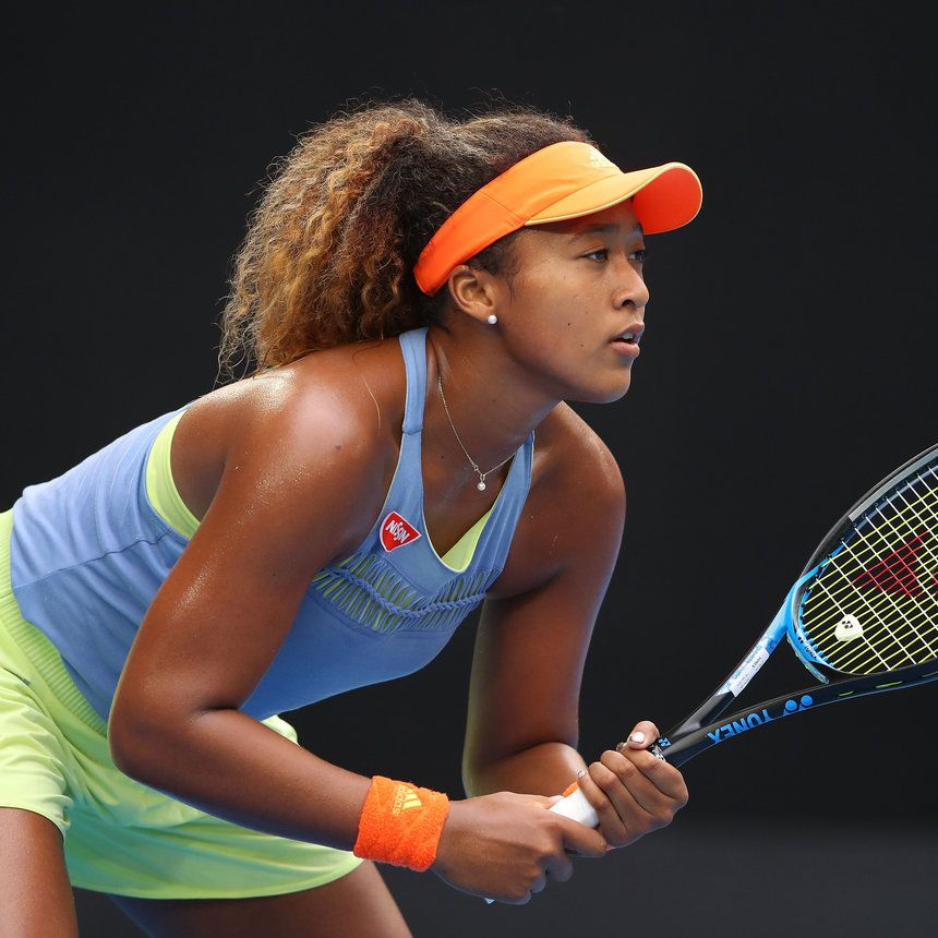 Naomi Osaka Has A Message For Serena Williams Before U S Open Final Tennis Players Tennis Players Female Tennis