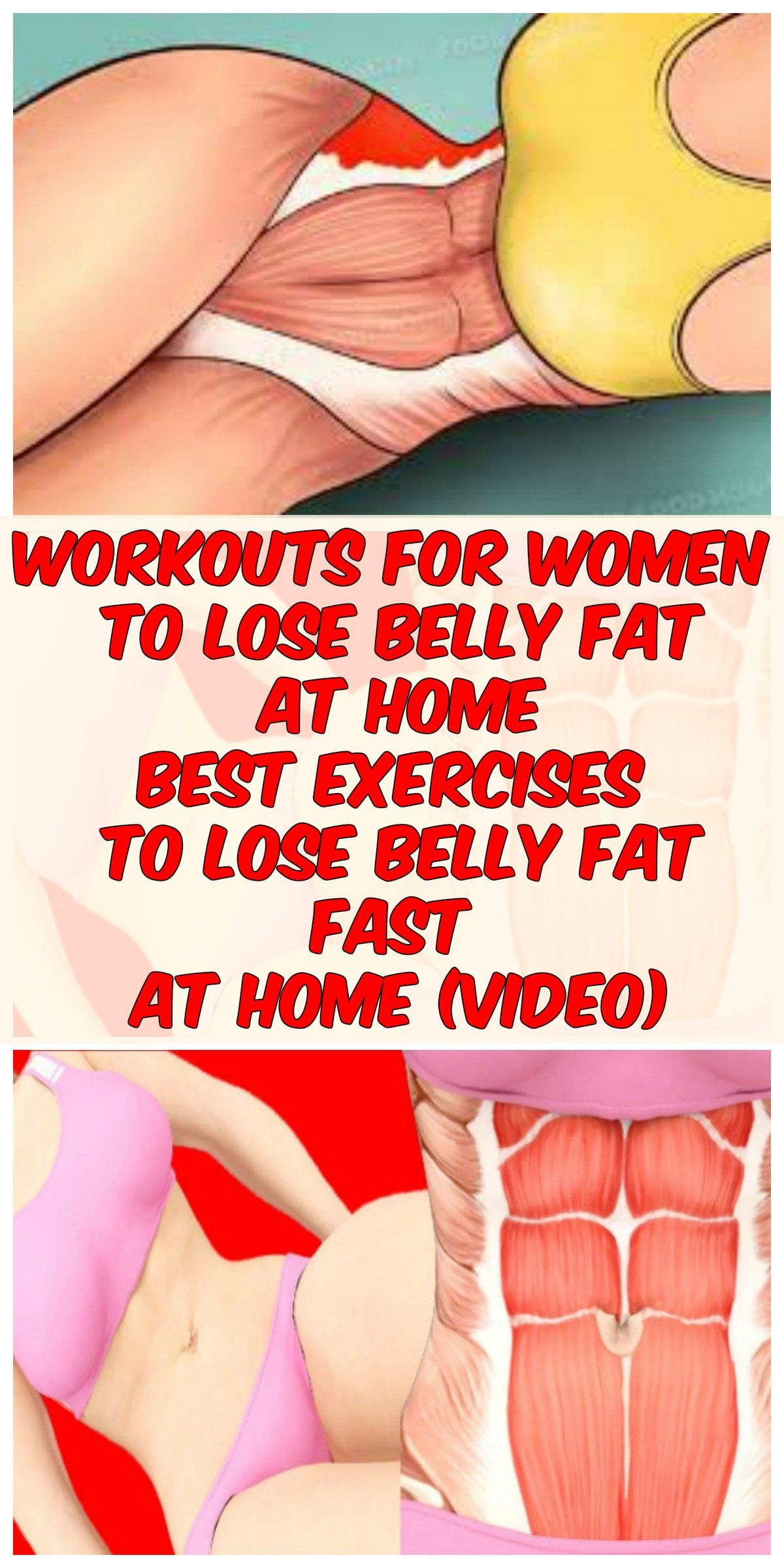 How to lose 2 inches of belly fat fast
