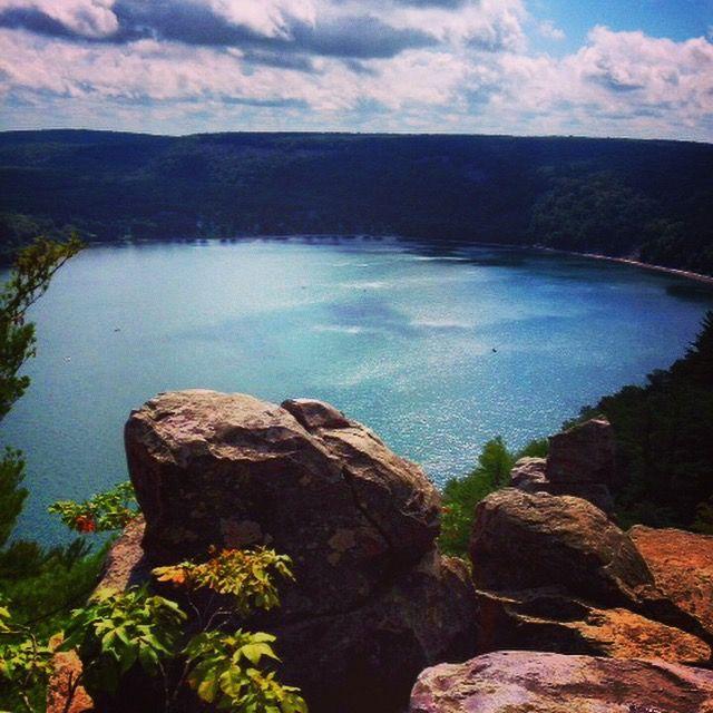 Devil's Lake State Park-FAV place in WI