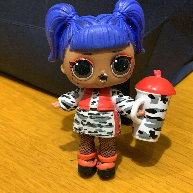 LOL SURPRISE DOLL AMAZING SURPRISE Downtown Girl rare Xmas gifts